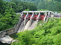Kuze Dam left view.jpg