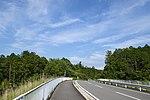 Kyoto Prefectural Road Route 62 Ujikoya line Minami-bypass in Minami, Ujitawara, Kyoto June 24, 2018 11.jpg