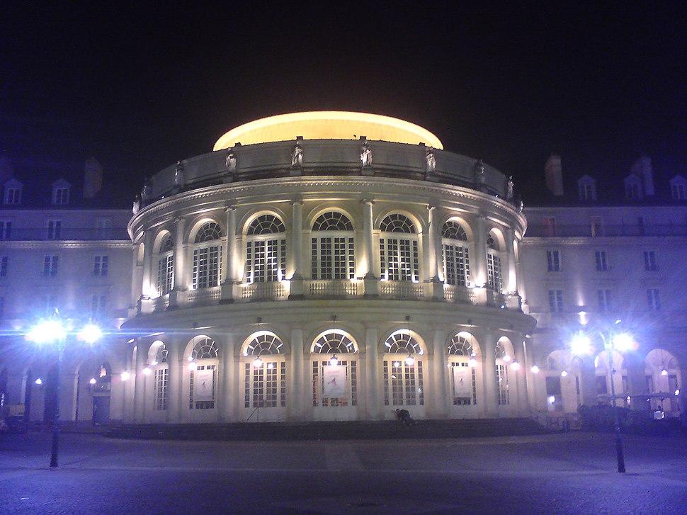 L'Opéra de Rennes Bretagne