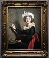 L'artiste exécutant un portrait de la reine Marie-Antoinette - 1770 - Elisabeth Louise Viguée Le Brun.jpg