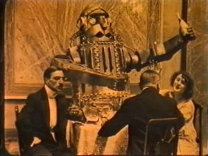 The Mechanical Man - Image: L'uomo meccanico 2