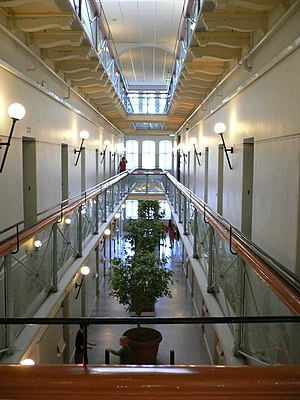 Långholmen Prison - The prison in July 2006