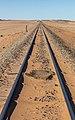 Línea de ferrocarril Swakopmund-Walvis Bay, Namibia, 2018-08-05, DD 01.jpg