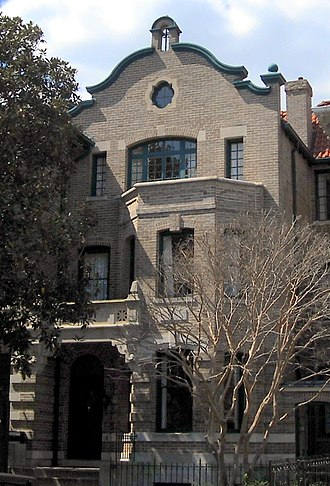 Mary Sue Hubbard - 1812 19th Street, Northwest, Washington, D.C., where L. Ron and Mary Sue Hubbard lived and worked in the late 1950s. The building, now known as the L. Ron Hubbard House, operates as a historic house museum in Dupont Circle.