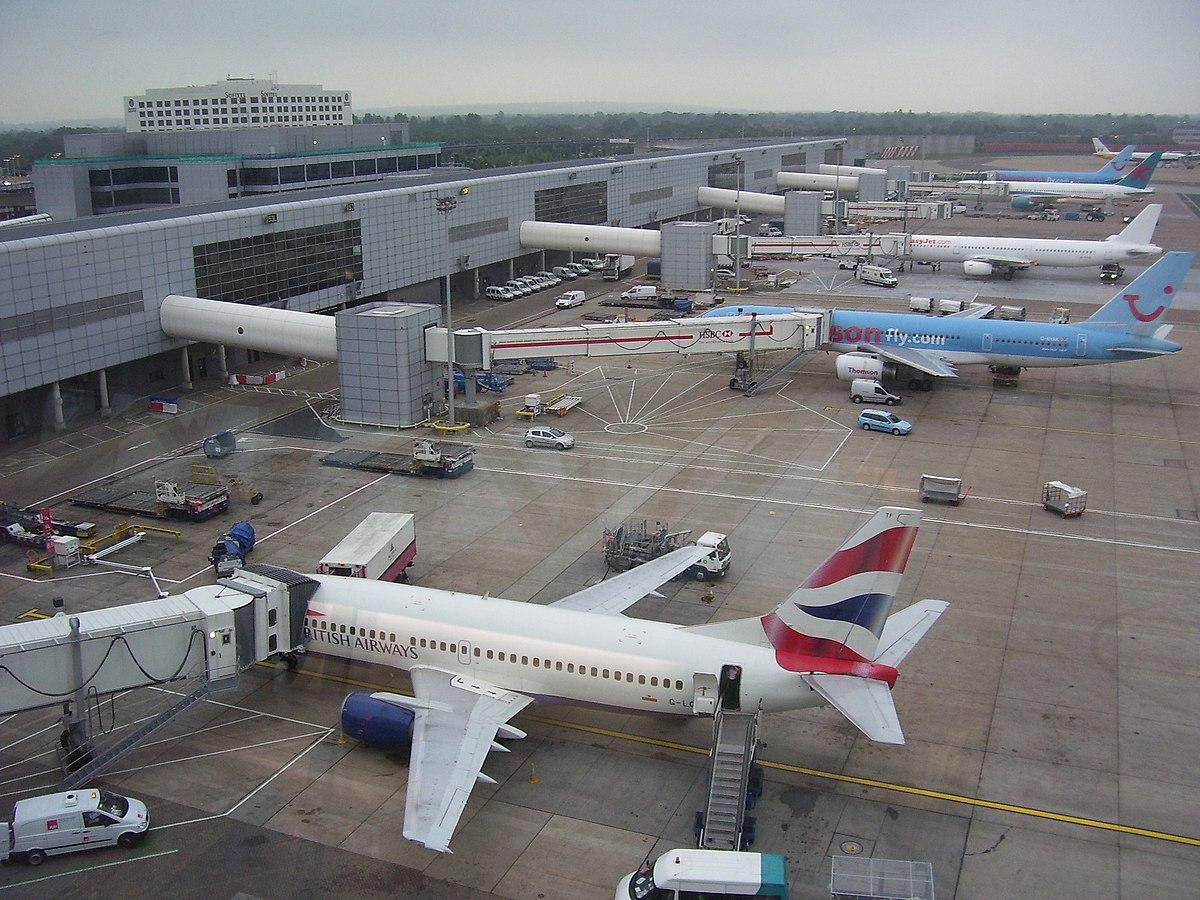 مطار غاتويك ويكيبيديا