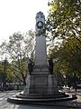 LNWR War Memorial, Euston - east elevation 01.jpg