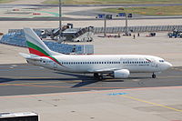 LZ-BOT - B733 - Bulgaria Air
