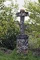 La Couvertoirade-Croix du chemin de Redounel-20130516.jpg