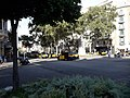 La Gran Via col·lapsada per la protesta dels taxis 20180727 183942.jpg