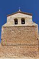 La Pesquera, Iglesia de Purificación de María, espadaña.jpg