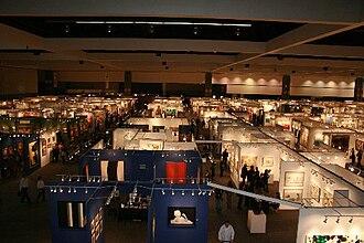 LA Art Show - The 2009 LA Art Show