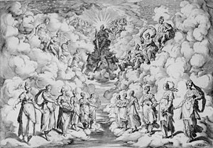 Intermedio - Another of the 1589 intermedi: number 1: Harmony descends to earth