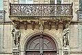 La rue Sainte-Anne (Toulouse) - N°22 Hôtel Bernet - Le balcon.jpg