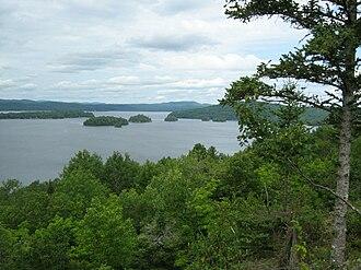 Duhamel, Quebec - Lake Gagnon