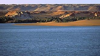 Lake Yoa - Image: Lac Yoa 2