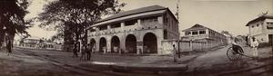 History of Lagos - Lagos street, ca. 1910