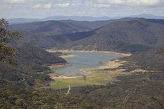 Lake Eildon National Park Protected area in Victoria, Australia