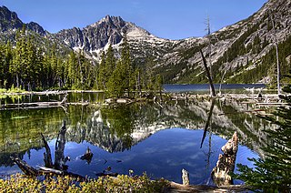Sladká voda - jazero