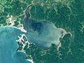 Lake akkeshi landsat.jpg