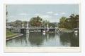 Lake and Bridge, Public Gardens, Boston, Mass (NYPL b12647398-66496).tiff