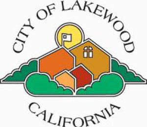 Lakewood, California - Image: Lakewood seal