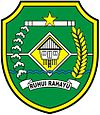 Official seal of Tapin Regency