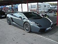 Lamborghini Gallardo , Wikipedia