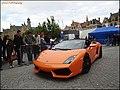 Lamborghini Gallardo Spyder 5.2 '08 (9405762124).jpg