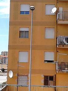 Lampioni Per Arredo Urbano.Lampione Wikipedia