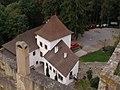 Landštejn, hrad, 1. brána 02.jpg