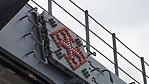 Landing light of JS Fuyuzuki(DD-118) at JMSDF Maizuru Naval Base July 29, 2017.jpg