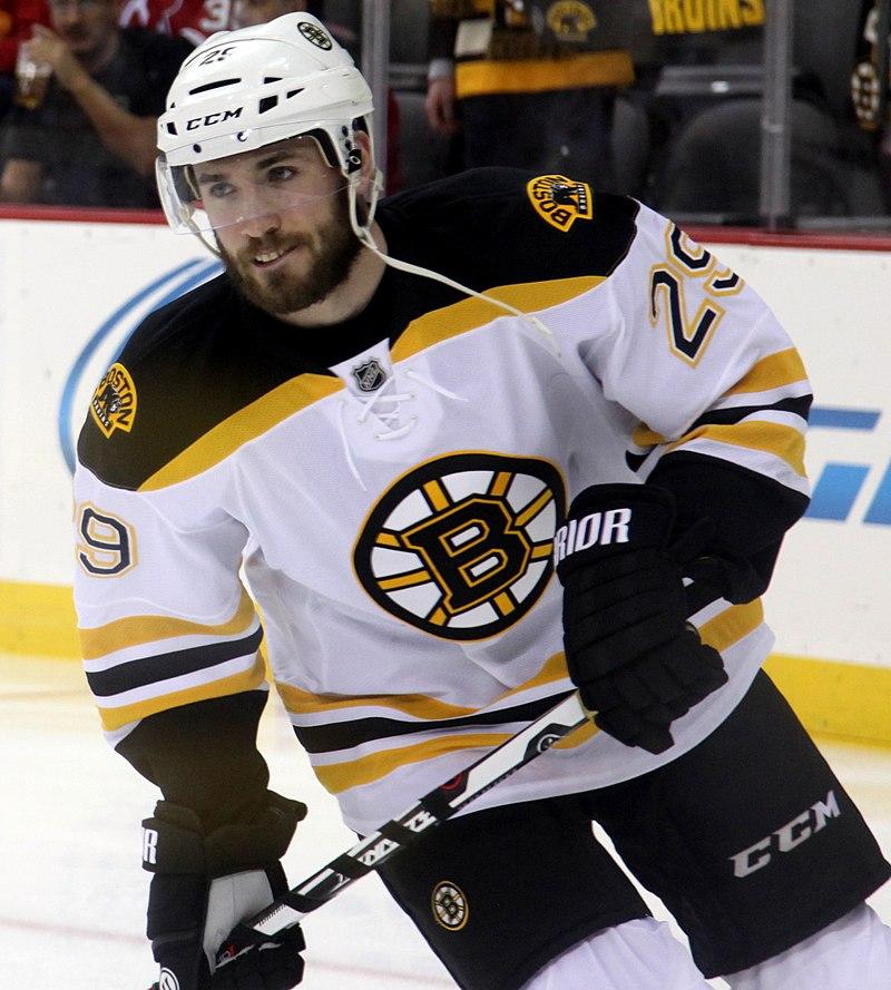 Landon Ferraro - Boston Bruins 2016.jpg