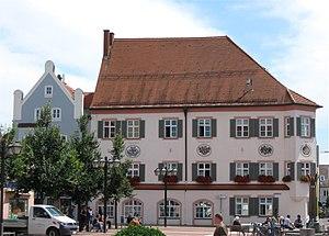 Erding - Townhall of Erding