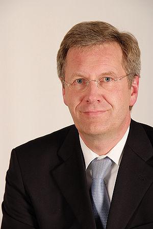 Christian Wulff - Image: Landtag Niedersachsen DSCF7769