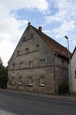 Äußere Windsheimer Straße in Langenzenn