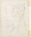 Large Boston Public Garden Sketchbook- Two women stopping to converse with an acquaintance riding in a carriage MET DT3415.jpg
