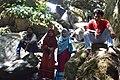 Latar Foto di air terjun desa ulu Mowewe.jpg