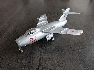 Модель Ла-176