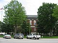 Lawrence County Courthouse in Lawrenceville from the west.jpg