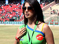 Laxmi Rai at CCL match.jpg