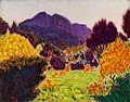 Le Cap Canail, Cassis by Roderic O'Conor.jpg