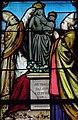 Le Folgoët (29) Basilique Vitrail du couronnement 06.JPG
