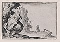 Le Paysan Accroupi (The Squatting Peasant), from Les Caprices Series A, The Florence Set MET DP874426.jpg