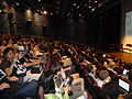 Lectures and talks - Wikimania 2011 P1040236.JPG