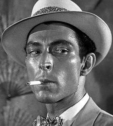 Lee Van Cleef (1952) ve filmu Kansas City Confidential