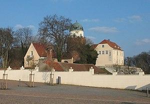 Lenzen (Elbe) - Image: Lenzen castle 2014