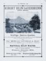 Leták Bílinská kyselka (1900).png