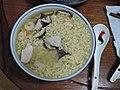 Letter pasta soup in home.jpg