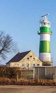 Bülk Lighthouse Lighthouse in Schleswig-Holstein, Germany
