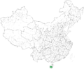 Li autonomous prefectures and counties in China.png